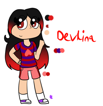 Devlina reference by SquickWeeb