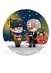 Yuri on Ice Festive Greetings by BaGgY666