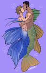 Mermay 2018 by catastrotaffy