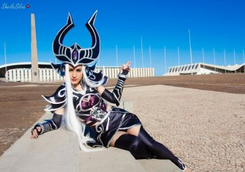 Syndra - the world is mine by belafantasy