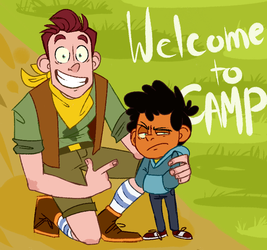 Welcome to Camp! by Weevmo