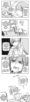 I don't like patata by Cioccolatodorima