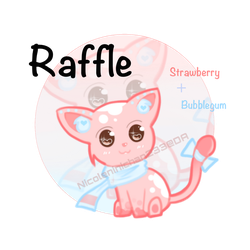 [CLOSED] FREE RAFFLE ADOPT - Flavoured Puppy by NicoleNinichan233