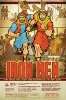Iron Men by eikonik