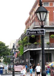 Pirates Alley. by Lily-Harlequin