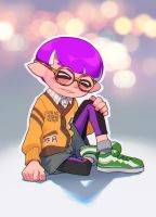 Just a Small Nerd by nikogeyer