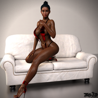 Taleisha II by MG3D