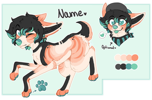 Tropic Pup Auction! (CLOSED) by Star-Nerd