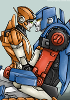 'Take it easy' Skids/Rung by Marsaills