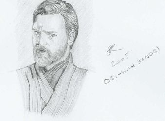 Obi-Wan Kenobi by Ultimate-Saiyan