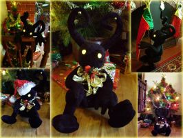 Heartless Plush's Christmas by Risachantag