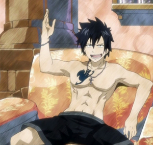 Gray Fullbuster x Reader || Like a Hell hound  by HawkKage on DeviantArt
