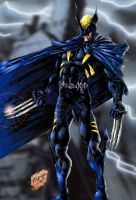 Darkclaw old drawing by Fpeniche