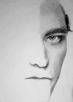 Robert Pattinson - WIP 1 by caseythornton