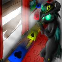It's all in the cards by Raedin