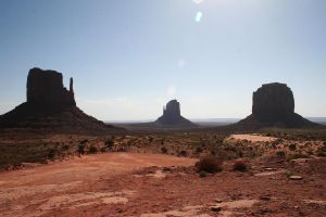 place - 007 Monument Valley by thalija-STOCK