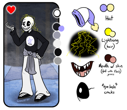 Static Skele ref by Anocra