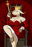 Bella - Queen of the Goats by Spocky87