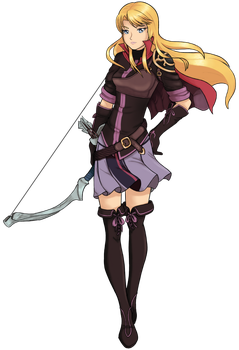 [COLLAB] Fire Emblem - Clarisse by Call-Of-The-Indie
