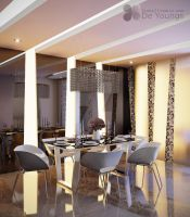 DINING AREA, CHINA by TANKQ77