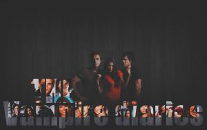 The Vampire Diaries by avadaxkedavra