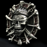 Fourspeed X Vance Kelly buckle by fourspeedindonesia