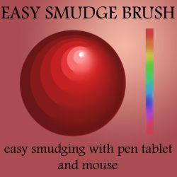 easy and fast Smudge Brush by Sodalith