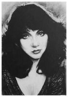 Kate Bush by CubistPanther