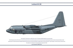 AC-130 USA 4 by WS-Clave