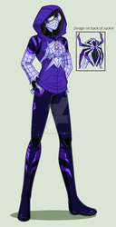 Spidera by TFAfangirl14