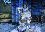 Brelyna Maryon elven armor by swept-wing-racer