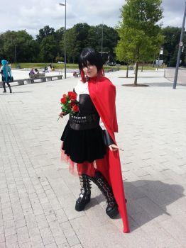 AmeCon 2016 - Ruby Rose by Ether-Enereon