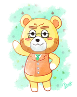 I made a villagersona by MrBowz