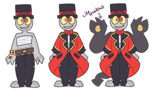 [ref] the ringmaster by saltybees