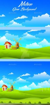 Nature Game Background by bd670816