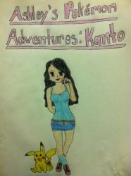 Cover Image for Ashley's Pokemon Adventures: Kanto by AshK1980
