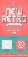 New Retro 3D Creator by designercow