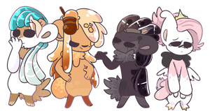 fINALLY DONE WITH THESE CHEEBS by puffross