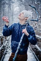 Jack Frost ~ You made it snow! by Yamato-Leaphere