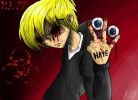 Hate by Corpse-boy