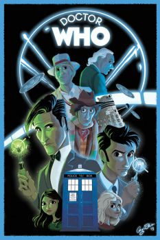 Doctor Who by tightywhite