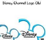 Disney Channel OLD LOGO PNG by vannessamorgan