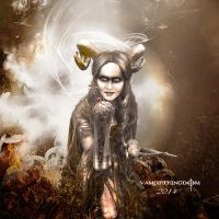 The Bad Seed by vampirekingdom