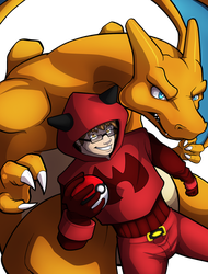 Team Magma's back - Color by The-BlueDragoon