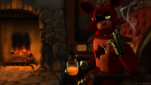 [FNAF SFM] Whiskey And Cigars - 4K by MrDudeooo