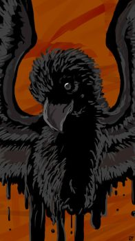 Nevermore by izze-bee