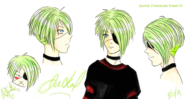 Jackal Character Sheet 01 by Pepseh-chan