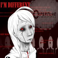 I'm Different by OutsideTheBox11