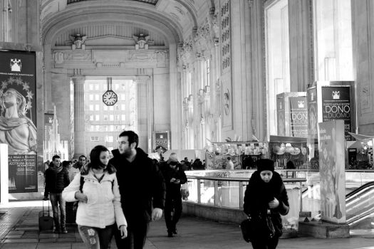 Milano Centrale. by feese