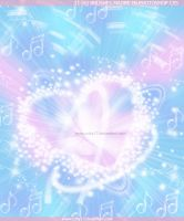 Music Love and Glitters Brushes by Coby17